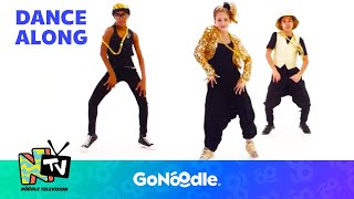 U Can't Touch This - NTV | GoNoodle