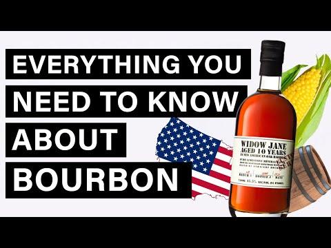 Top 5 Questions about Bourbon