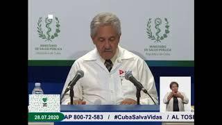 Cuba: 23 nuevos casos, ningún fallecido y 1 alta médica