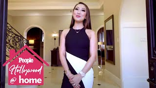 Dr. Tiffany Moon (Real Housewives of Dallas) Shows Off Dallas Mansion & Fingerprint Closet! | People