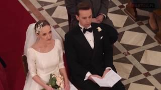 Krzysztof Bosak się ożenił! Co to był za ślub…