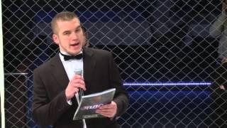 Aqşin Babayev Azerbaijan VS Sadiq Ismailov Tayikistan MMA OPLOT