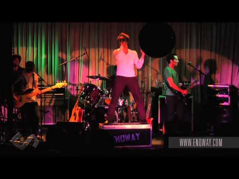 """ENDWAY - """"Love Again"""" Live at the Canal Room NYC"""