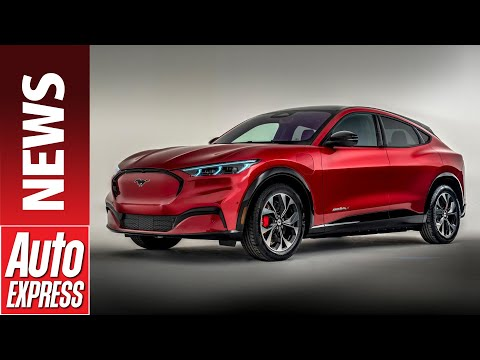 New 2020 Ford Mustang Mach-E - meet Ford's Jaguar I-Pace rival