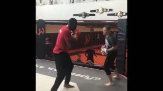 OMG: Jon Jones Training. KING IS BACK by MMA BOXING MARTIAL ARTS