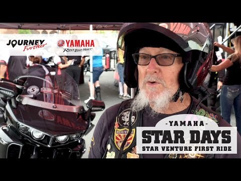 2021 Yamaha Star Venture Transcontinental Option Package in Geneva, Ohio - Video 10