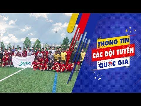 U15 Việt Nam thi đấu đầy tự tin trước đối thủ mạnh hơn về mọi mặt U18 HV Gamba Osaka