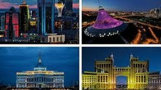 preview picture of video 'Astaná, Kazajistán / Glimpse of Astana, Capital of Kazakhstan [IGEO.TV]'