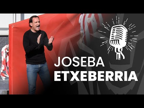 🎙️ Joseba Etxeberria I post Bilbao Athletic 2-1 CD Calahorra l 2. Fasea – 1. J – 2ªB 2020-21