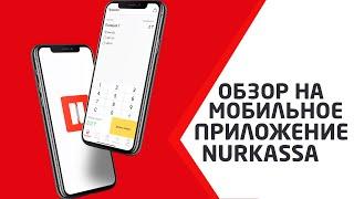 Пользование приложением Nurkassa