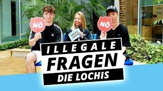 Die LOCHIS Mögen Ihren Namen Nicht?!   Illegale Fragen