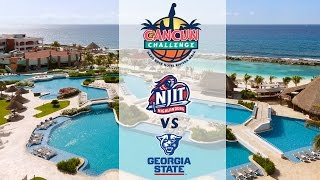 2016 Cancun Challenge MBB | NJIT vs. Georgia State (No Audio)