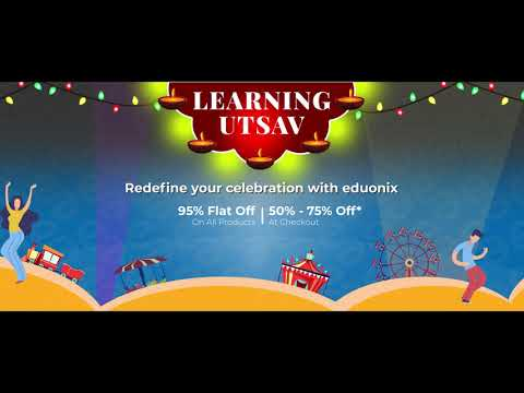 Eduonix Learning Utsav| Flat 95% off 2019
