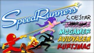 SpeedRunners with MindCrack - 23 - MC Ya Later!