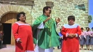 """""""Chelelo"""" """"Cascarita"""" Y """"Fufurufo"""" El Padre Y Los Monaguillos Echando Relajo"""