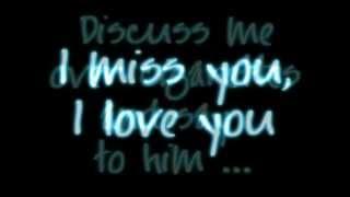 Maroon 5- Miss You Love You lyrics HD