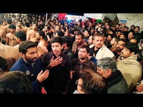 (Multan Party) Kehti Thi Ro Kay Zahra Rozay Pay Mustafa Kay
