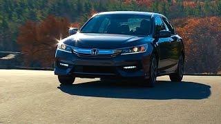Honda Accord Sedan 2016 Review