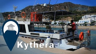Kythera | Sea Voyage to Hytra