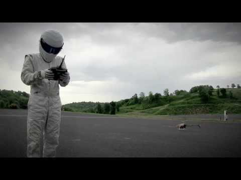 The Stig Pilots A Drone | Top Gear Magazine