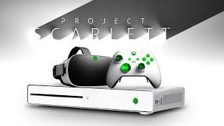 Surprise Xbox Scarlett Reveals Upgrade & More Hardware | AMD Arcturus Navi & Zen 2 | Two Consoles