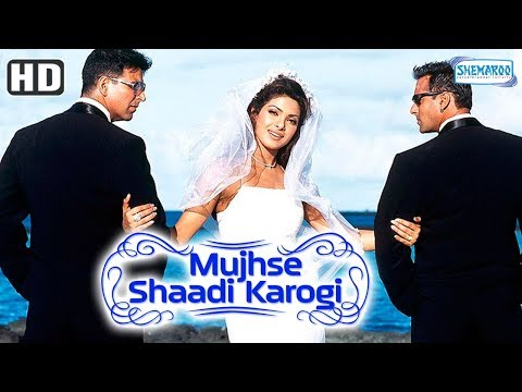 mujhse shaadi karogi eng subs hindi full movie amp songs