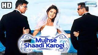 Mujhse Shaadi Karogi (Eng Subs) Hindi Full Movie  Songs- Salman Khan, Akshay Kumar, Priyanka Chopra