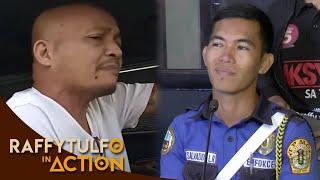 FINALE | VIRAL VIDEO NG LALAKING NAGBANTA SA TRAFFIC ENFORCER, INAKSYUNAN NI IDOL RAFFY!