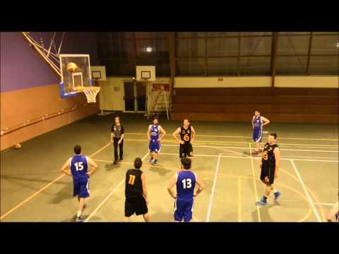 Match séniors contre les éssarts du 21 mars 2015