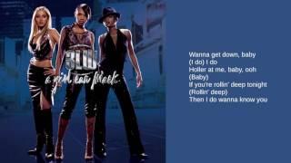 3LW: 01. I Do (Wanna Get Close To You) (ft. Loon) (Lyrics)
