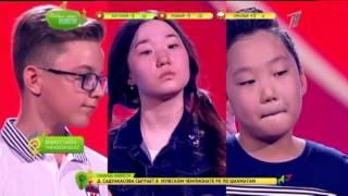 """Даниил Юн в программе """"Доброе утро, Казахстан!"""""""