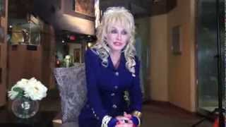Dolly interview while opening Dollywood for the 2014 season