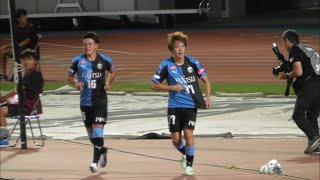 川崎の星初ゴール2018年8月22日齋藤学移籍後初ゴール天皇杯ラウンド16湘南ベルマーレ戦