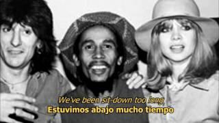 Could you be loved - Bob Marley (LYRICS/LETRA) (Reggae)