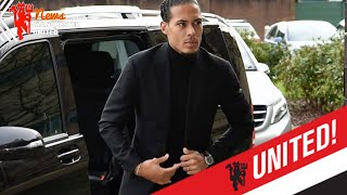 Man United told they must sign their very own Virgil van Dijk to compete