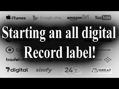 record label business plan 2019