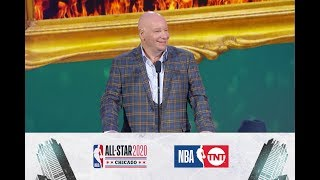 Jeff Ross Roasts the Inside Guys | All-Star 2020