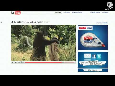 A HUNTER SHOOTS A BEAR - TIPP-EX - Cannes 2011 - Film / Bronze