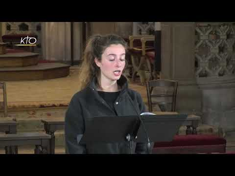 Vêpres du 29 mars 2021 à Saint-Germain-l'Auxerrois