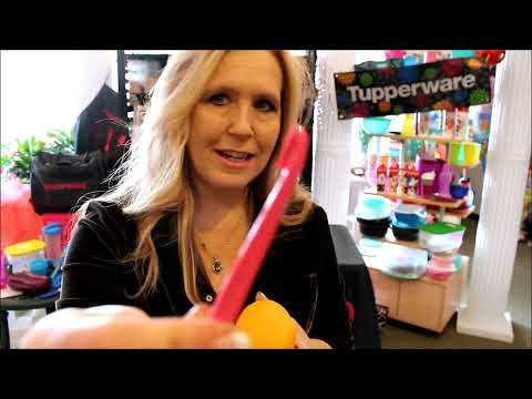 Tupperware Citrus Peeler - Orange Peeler ~How To Use