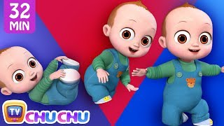 Babys First Steps Song + More ChuChu TV Baby Nursery Rhymes & Kids Songs