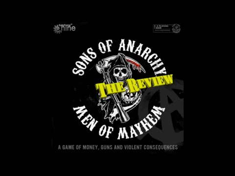 BGBC S2E22:  Sons of Anarchy Review