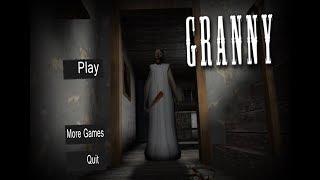 Granny - Gameplay (ios, ipad) (ENG)