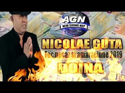 Nicolae Guta – Foc, necaz si amaraciune Video