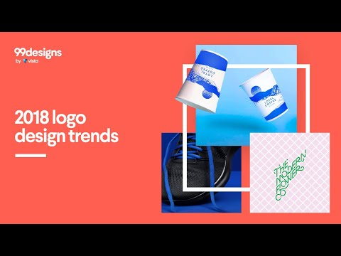 9 top logo design trends for 2018