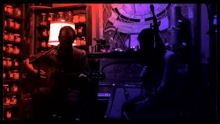 "Vashon Island Sessions: Mike Dumovich & Anna-Lynne Williams - ""Museum"" By Mark Lanegan"
