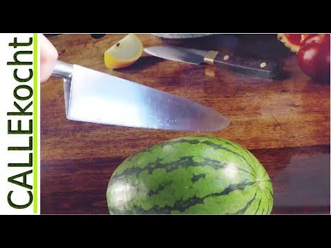 Welches Messer für den Koch? Eine Messerkunde