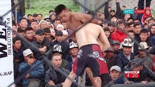 WEF Selection14  -   Акжар / часть 1 / НТС - Спорт