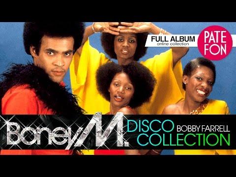 Boney M & Bobby Farrell - Disco Collection (Full album)
