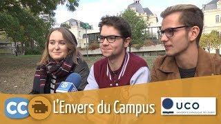 Découvrez L'Envers Du Campus De L'Université Catholique De L'Ouest